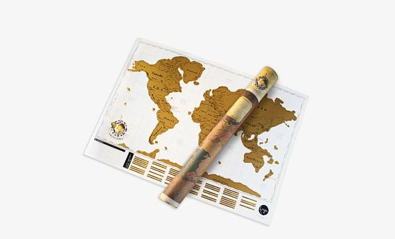 Scratch off World Map Track your Travels 101051116 by DubuDumo – World Map To Track Your Travels