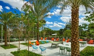Groupon - Stay at 3-Star Top-Secret Miami Hotel in Florida, with Dates into September   in Miami. Groupon deal price: $88