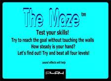 Exorcist Scary Maze Game