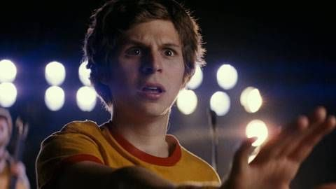 Scott Pilgrim vs The World has sadly become my new Shawshank; if I ever turn it on I am probably watching til the end.