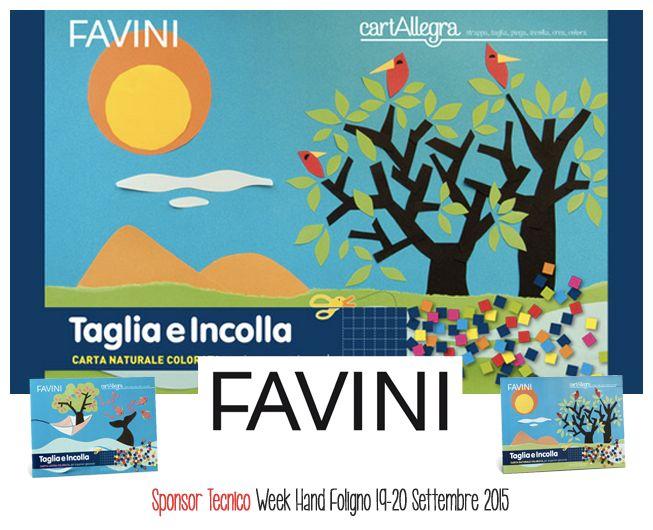 Favini - Sponsor tecnico