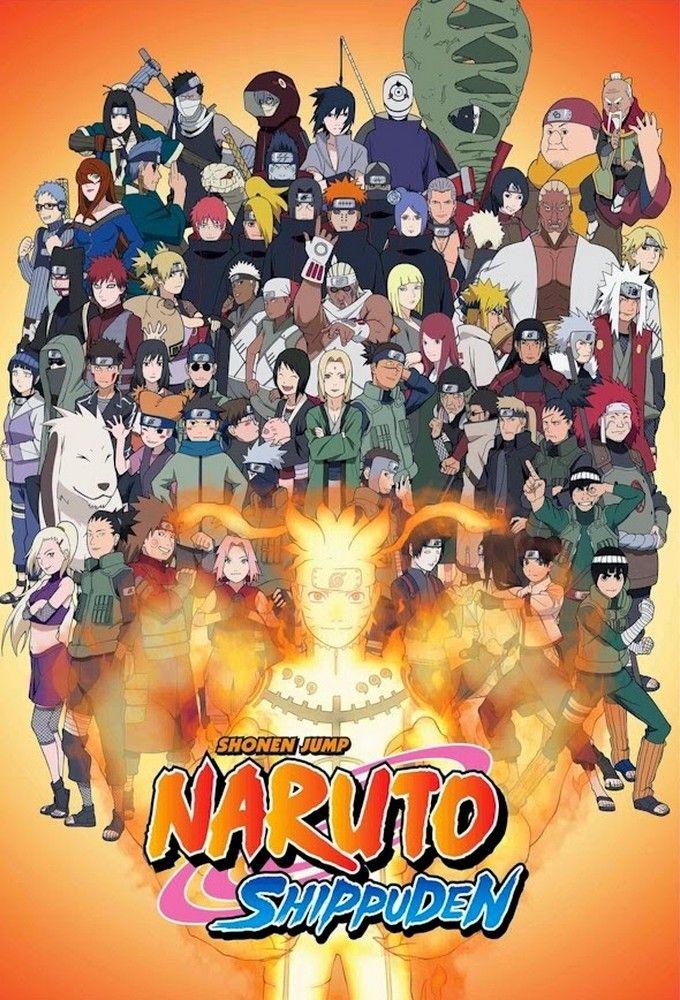 TV TOKYO Naruto Shippuden