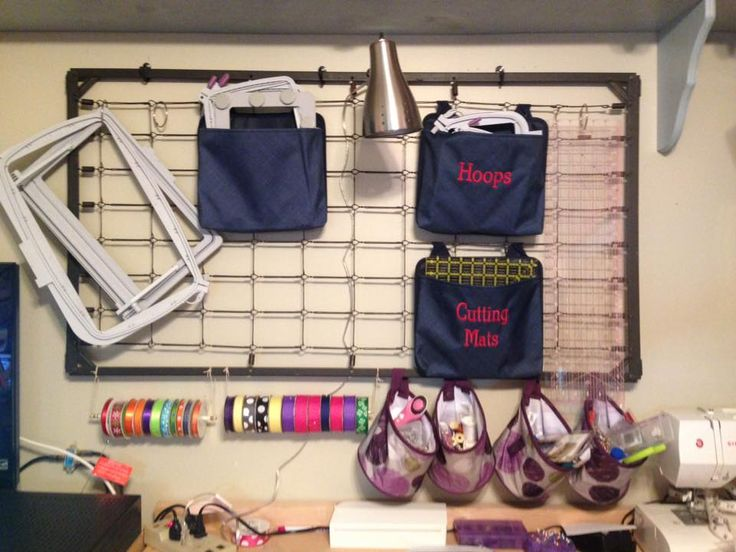 Spruce up your sewing space! - Amy