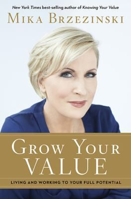 Mika Brzezinski, Morning Joe co-host and New York Times best-selling author of Knowing Your Value, has built a career on inspiring women to assess and then obtain their true value in the workplace. In her books and in her conferences, Mika gives women the tools necessary to advocate for themselves and their financial futures. 5/12