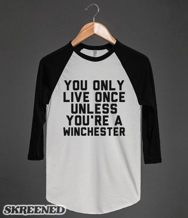 """Winchesters Live More Than Once 