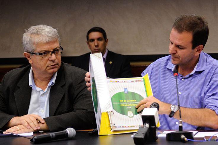 Prefeitura do RJ lança 'Manual de Procedimentos para Copa do Mundo 2014' | #Copa, #CopaDoMundo2014, #CristinaIndioDoBrasil, #EduarodPaes, #RioDeJaniero
