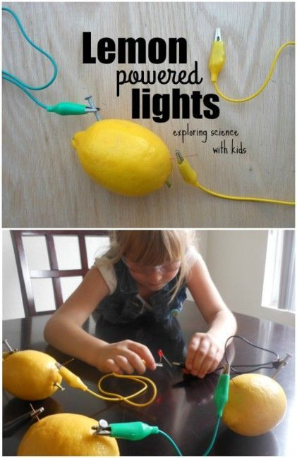 Fun Idea Of How To Create A Circuit With Just A Few Items This Is A