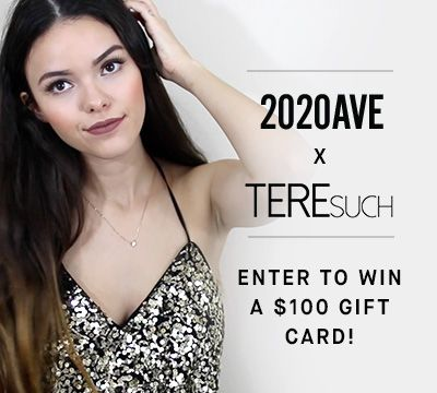 2020AVE x Teresuch #Giveaway! Win a $100 Gift Card for a New Wardrobe! http://virl.io/narjRRQl
