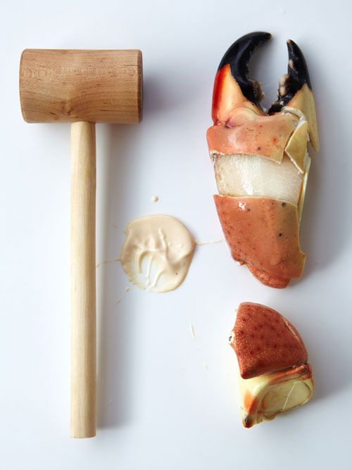 My favorite food: Stone Crab Claws