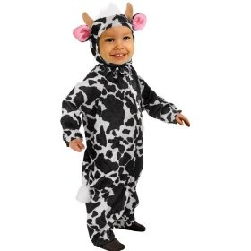 very cute toddler cute cow halloween costume 2 4t - Baby Cow Costume Halloween