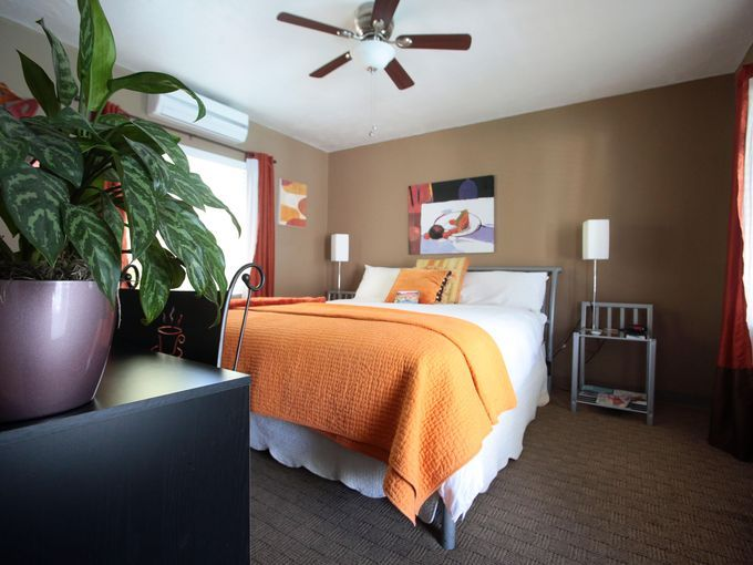 Deluxe room 4 is always popular.