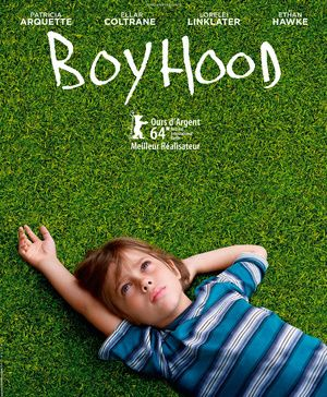 Film Boyhood Richard Linklater Patricia Arquette Ellar Coltrane