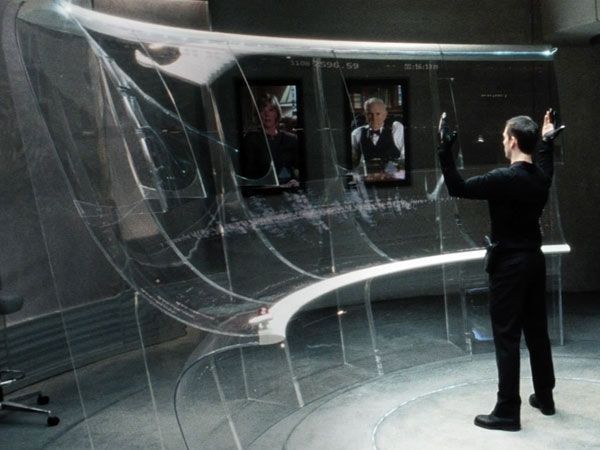 Most Prophetic Sci-Fi Movies Ever Minority Report Released: 2002 | Set in the year: 2054