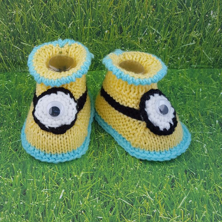 1000+ ideas about Knitted Baby Booties on Pinterest Baby Booties, Crochet B...