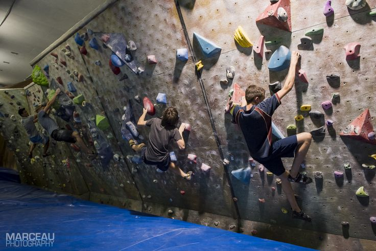 Indoor Rock Climbing Gym Sydney - Climbfit