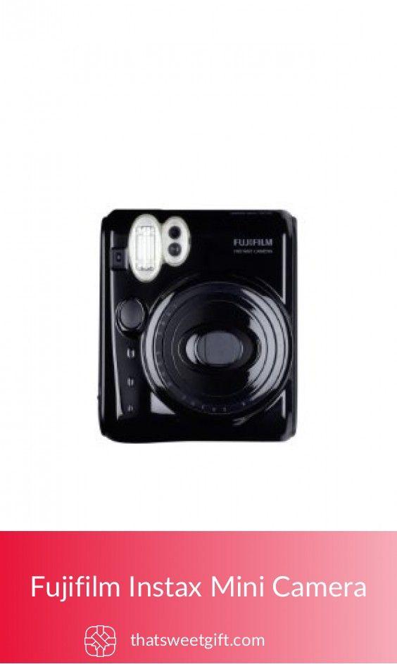 Fujifilm Instax Mini Camera #thatsweetgift
