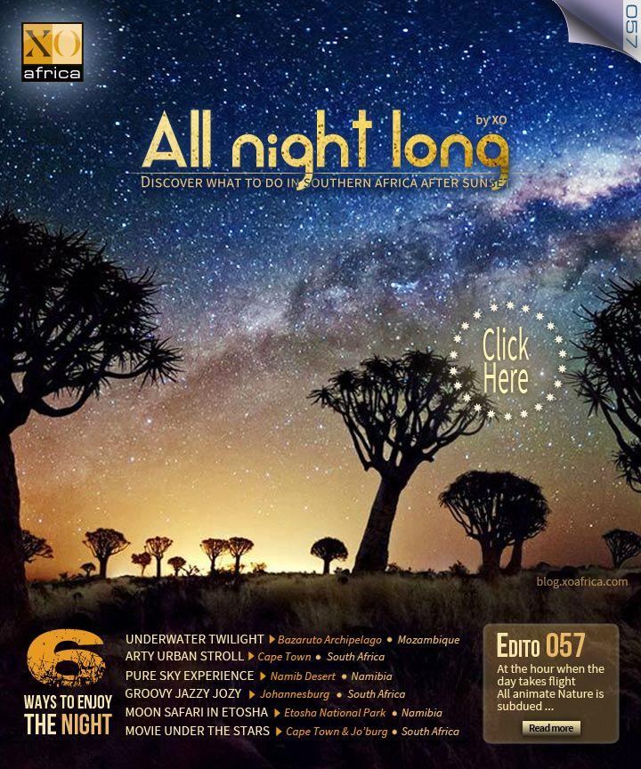 All Night Long - Newsletter #057