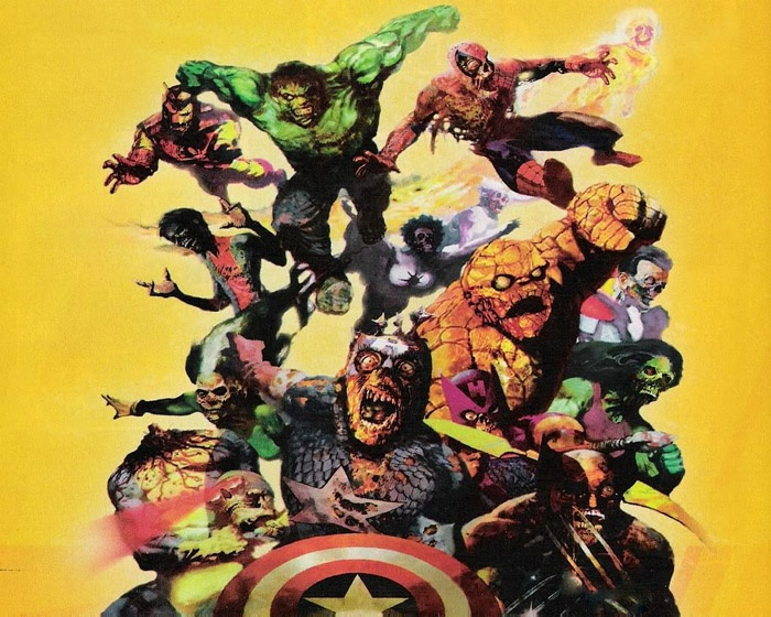 Zombie Avengers Tony 39 S Zombie Infection Pinterest Zombies And Avengers