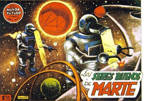 Fwd: Vintage Sci-Fi Art