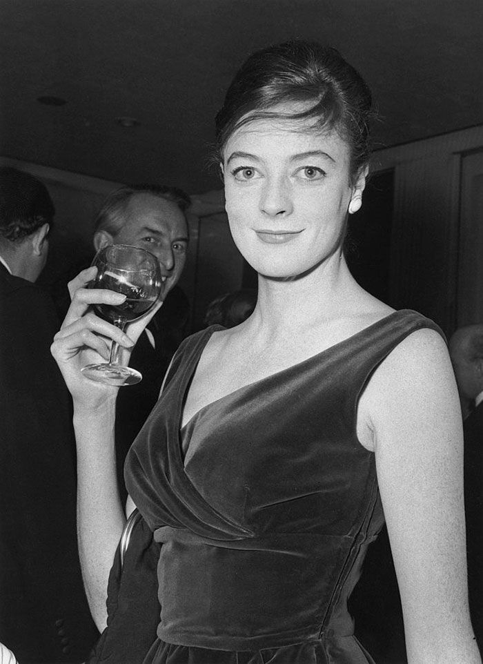 A younger Professor McGonagall (Maggie Smith), 1962. Description from twitter.com. I searched for this on bing.com/images