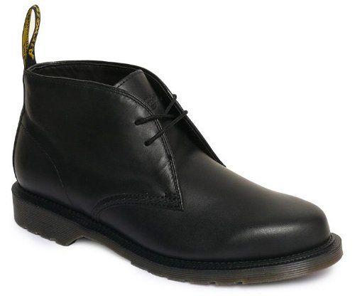 Dr Martens Mens Sawyer Black Leather Dress Boots - http://authenticboots.com/dr-martens-mens-sawyer-black-leather-dress-boots/