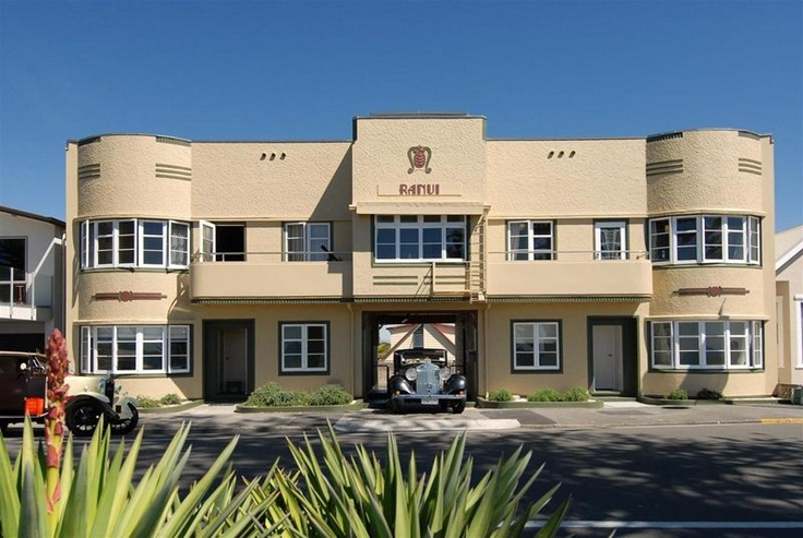 Ranui Art Deco Apartments