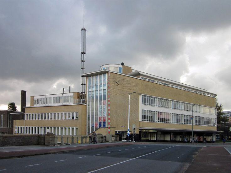 HAV bankgebouw (1931-1935) Schiedam