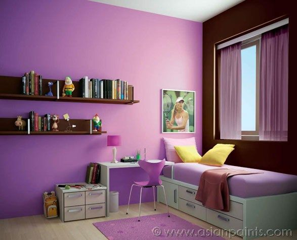 asian paint wall combination colors images