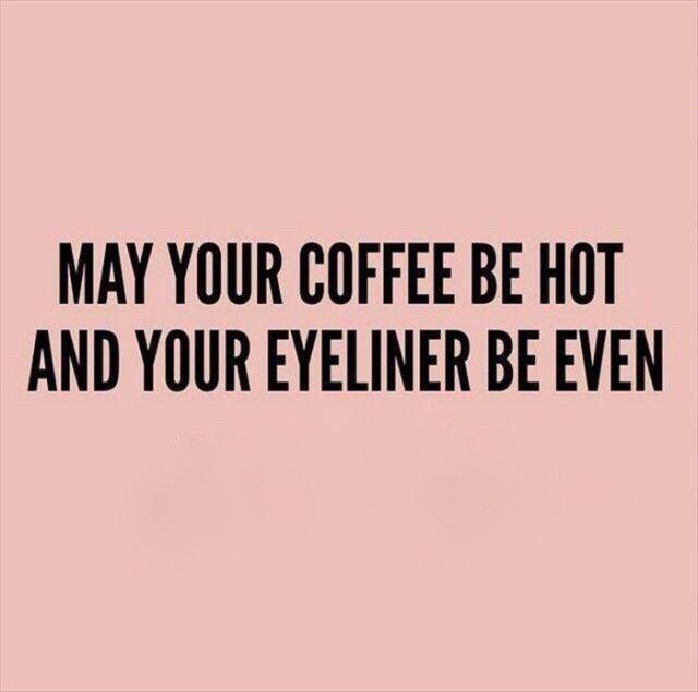 Morning priorities.                                                                                                                                                                                 More