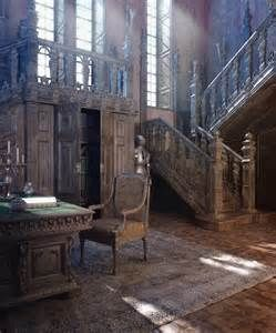 Old Library by Vladimir Kuzmin