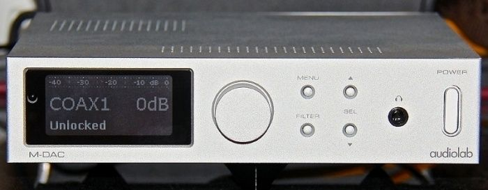 Audiolab M-DAC