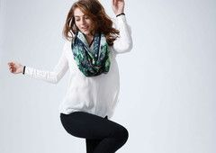 Cashmere Silk Scarf - fearless silk scarf by VIDA VIDA liifQgcQ