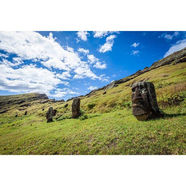 No hay nada como descansar el tranquilidad de nuestra paradisíaca Rapa Nui.