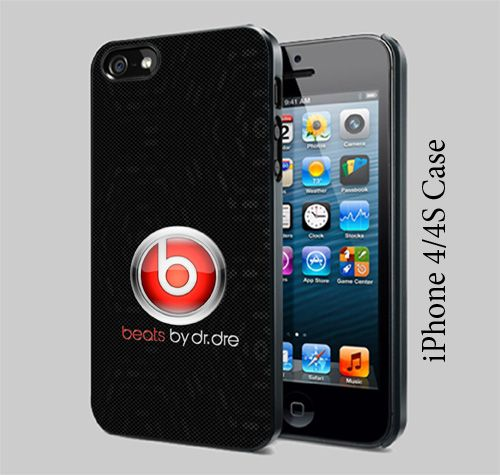 Beats By Dr Dre Logo - iPhone 4/4S Case