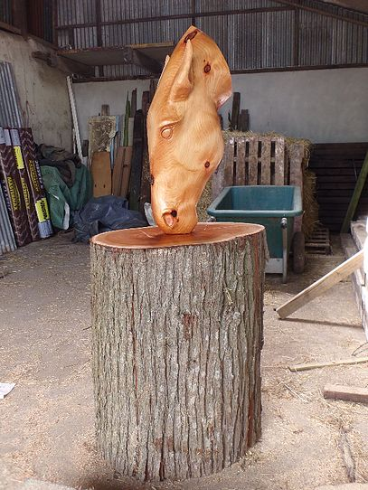 Best fear na coillte chainsaw sculptures images on
