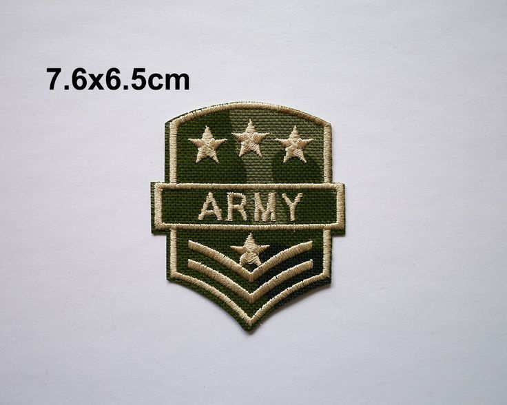 Parche insignia de ejército fuerza aérea insignia parche