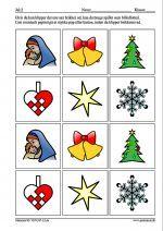 Vendespil/Billedlotteri med juleting