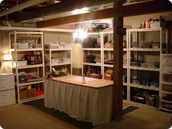 Best 25 Basement Craft Rooms Ideas On Pinterest Craft