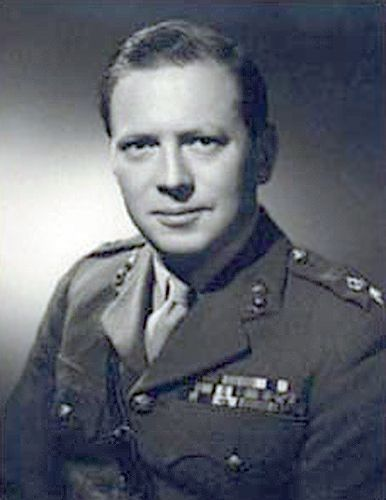 05 Jan 42: Airey Neave becomes the first British officer to successfully escape from a German POW camp (Oflag IV-C at Colditz Castle, Germany) disguised in a crafted German uniform. He escapes by walking straight out the front gate and traveling by train and then by foot to Danzig where he slips onto a boat to neutral Sweden. Six weeks later he is flown home to England.