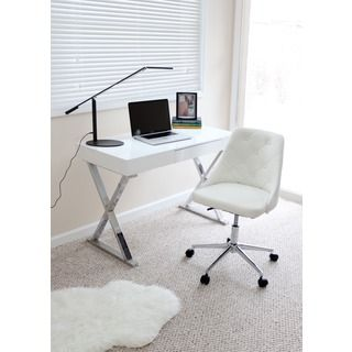Shop for Marche Tufted Office Chair. Get free delivery at Overstock.com - Your Online Office Furniture Store! Get 5% in rewards with Club O!