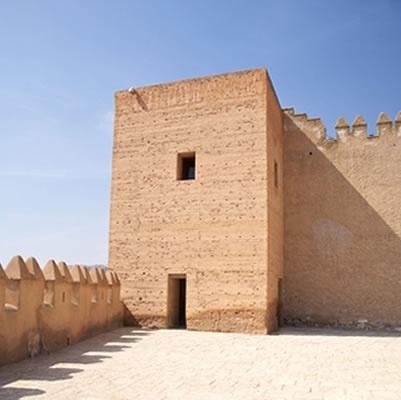 Almeria Alcazaba fortress