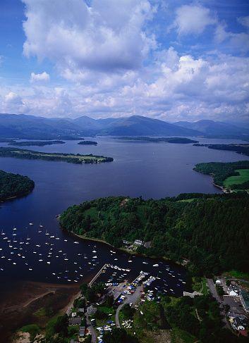 Loch Lomond.✿ڿڰۣ