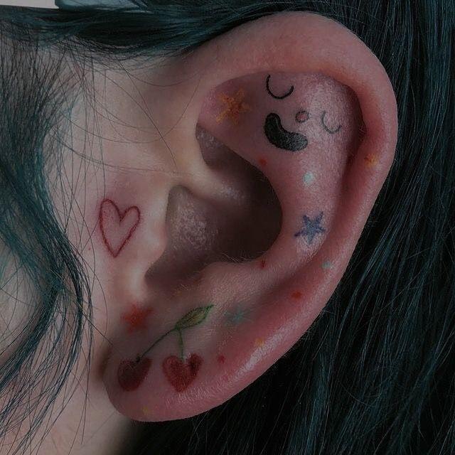 Niedliche Tattoos für Mädchen 2019 – Schöne Designs mit Bedeutung Tattoos, Tattoos für Frauen …
