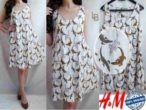 Jual HnM H&M Tokek Sleepwear Dress hanya Rp 105.678, lihat gambar klik https://www.tokopedia.com/mamanya-zati/hnm-hm-tokek-sleepwear-dress    #hnm #hm #tokek #sleepwear #dress #brown #white #bajutidur #bajumurah