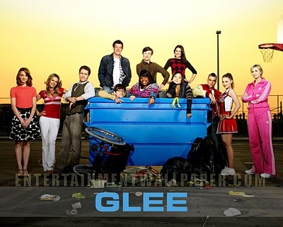 Elenco de Glee na 2ª temporada.