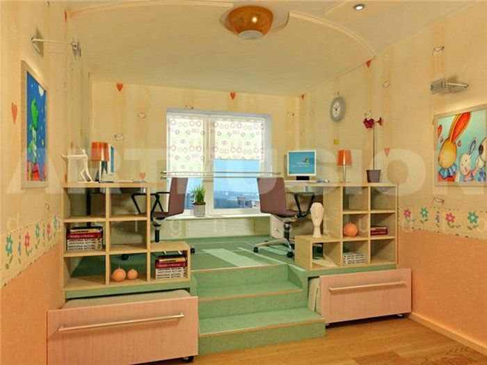 Save space in the apartment. 101 design idea .. Talk to LiveInternet - Russian Service Online Diaries