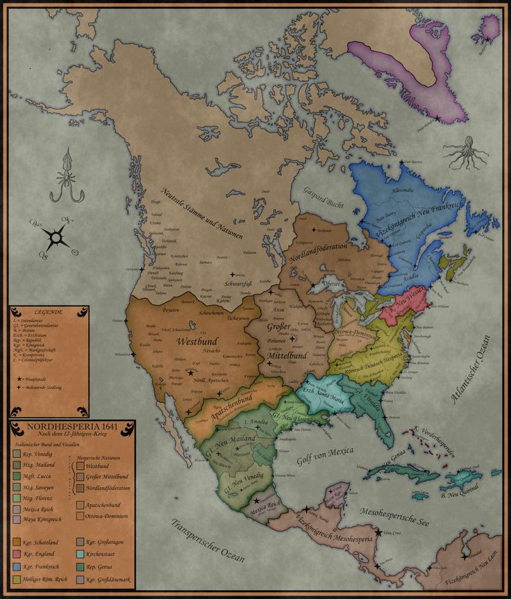 Alternate North America by Sapiento 573 best