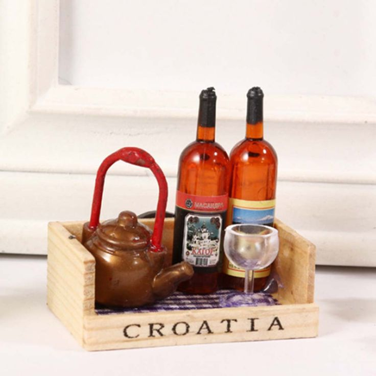 1pcs Creative Style Red Wine Bottle Fridge Magnet, Best Refrigerator Magnets for…