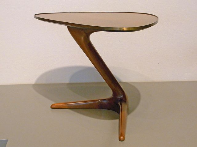 Vladimir Kagan 1957 Occasional Table....A lot of mid-century design can be found here...http://www.pinterest.com/sugarbarrel/mid-century/