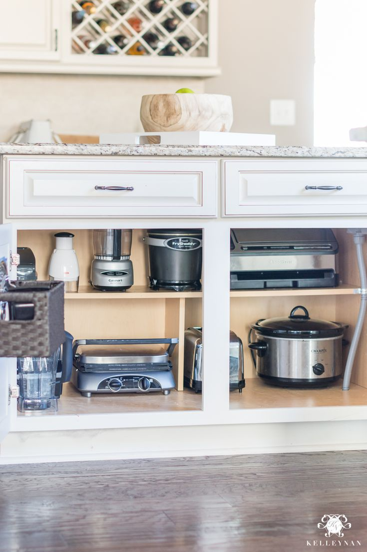 Best Organization Ideas For A Kitchen Cabinet Overhaul Small 400 x 300